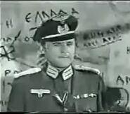 Nazi Greek Collaborator