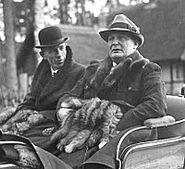 200px-Bundesarchiv Bild 102-17986, Schorfheide, Lord Edward Frederik Halifax, Hermann Göring crop
