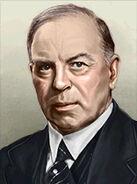 Portrait Canada Mackenzie King