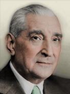 Portrait Iberia Antonio Salazar