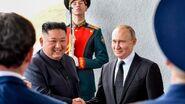 Kim Jong Un y Putin