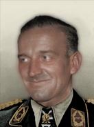Portrait Sudwestafrika Hans Ulrich Rudel