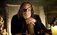 Christian Redl as Evil sorcerer in Krabat
