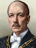 Portrait Finland Risto Heikki Ryti