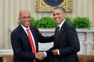 Michel-Martelly-y-Barack-Obama
