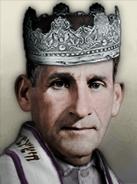 Portrait Israel King Avraham