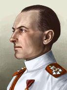 Portrait Yugoslavia Prince Paul