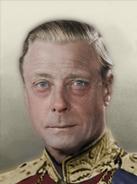 Portrait ENG Edward VIII