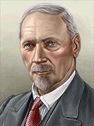 Portrait SouthAfrica Jan Smuts