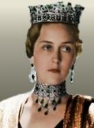Retrato de Cecilia como emperatríz de Grecia en Hearts of Iron 4