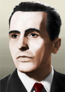Portrait Brazil Luís Carlos Prestes