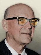Portrait Finland Urho Kekkonen