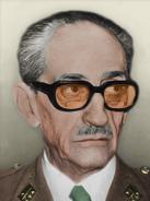 Portrait Iberia Manuel Gutierrez Mellado