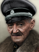 Portrait Orsk Oskar Dirlewanger