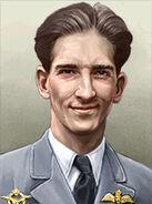 Portrait Yugoslavia Peter II