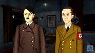 Hitler y Goebbels en Bully Magnets