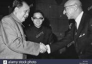 Mohamed Zair y Mao zedong