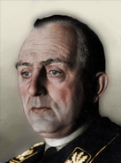 Portrait CZE Kurt Daluege