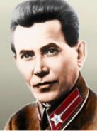 Portrait Sov Yezhov