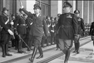 Mussolini and Pavelic 1941