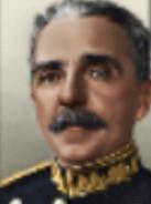 Portrait Argentina Juan Carlos Onganía