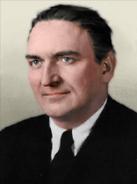 Portrait Kaiserreich Gerald L. K. Smith