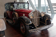 1280px-Mercedes-Benz 770 Pullman-Limousine of Showa Emperor front-right Mercedes-Benz Museum