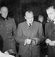 187px-Alfred Jodl, Hans Frank, Alfred Rosenberg
