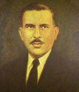 Teodoro Picado Michalski Retrato