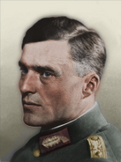 Portrait Germany Claus von Stauffenberg