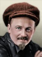 Portrait Sov Nikolai Bukharin