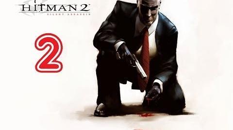 Hitman 2 Silent Assassin прохождение серия 2 (Анафема)