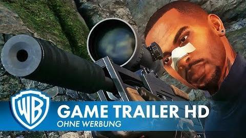 HITMAN 2 - Sniper Assassin Trailer Deutsch HD German (2018)