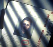 Diana personnel file