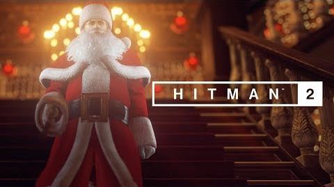 HITMAN 2 - Holiday Hoarders Trailer
