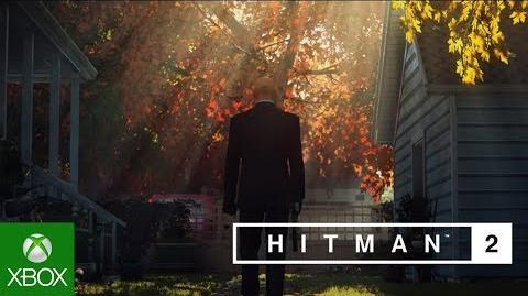 HITMAN 2 - No One is Untouchable