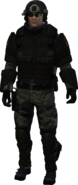 Agency Heavy Trooper
