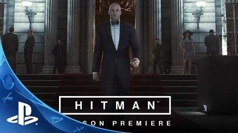 HITMAN - Season Premiere Trailer PS4