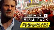 HITMAN 2 - Miami Pack Trailer
