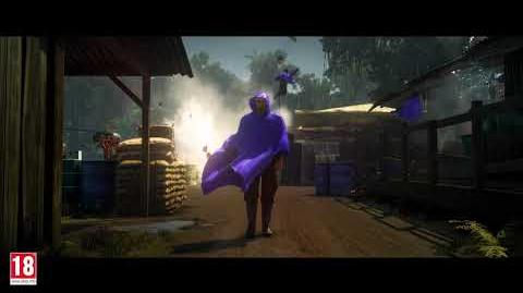 Official HITMAN™ 2 Santa Fortuna Trailer