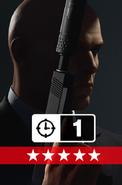 Silent Assassin Elusive Target I 2021