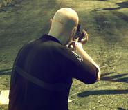Неприцельная стрельба из Ilyon R700