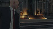 Hitman gamescom backdoor