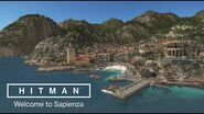 HITMAN - Welcome to Sapienza