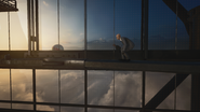 On Top of the World Ashen Suit Scaling