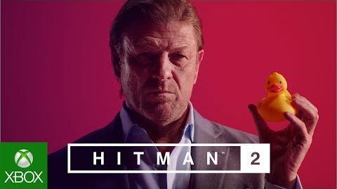 HITMAN 2 – Official Live Action Launch Trailer