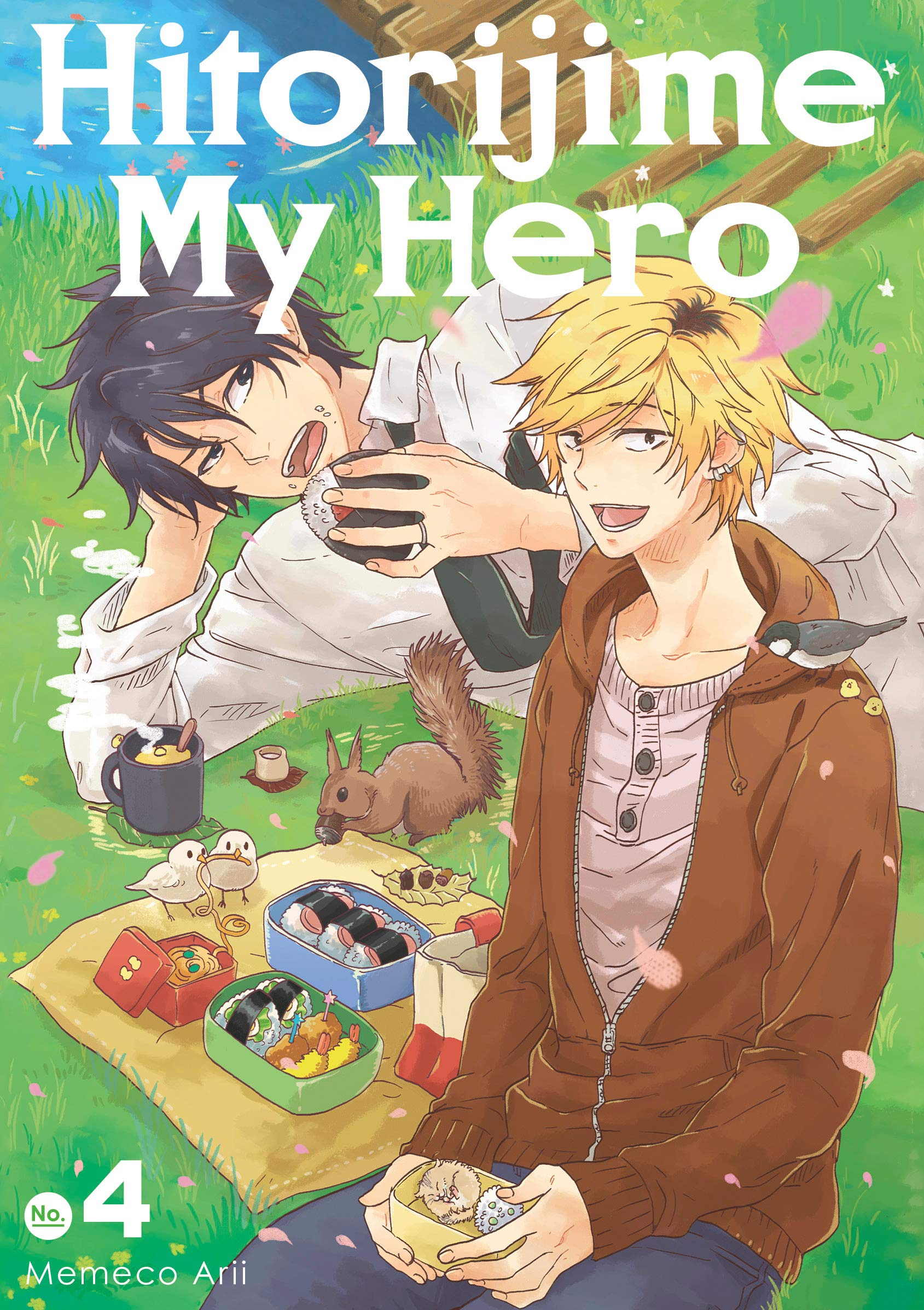 Hitorijime My Hero Volume Four Hitorijime My Hero Wiki Fandom