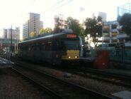 1077(074) MTR Light Rail 614 01-06-2014