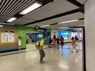 Admiralty to Exit C 26-09-2021