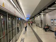 Ho Man Tin Tuen Ma Line platform 27-06-2021(4)